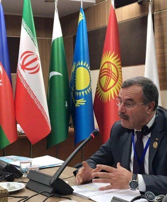 Kütükcü, İran'da düzenlenen ECO CCI Toplantısı'na katıldı