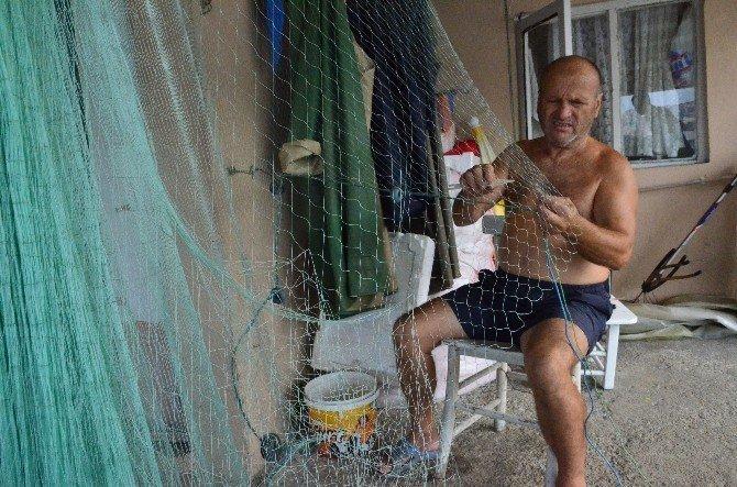 Balıkçılar av sezonu hazırlıklarına başladı