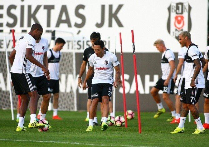 Beşiktaş, Alanyaspor maçına hazır