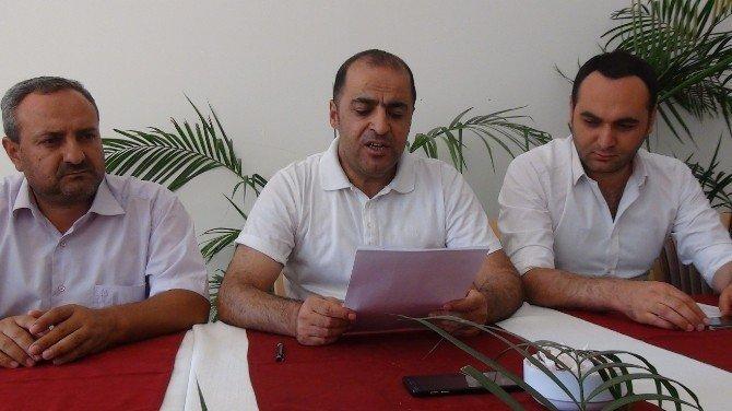 """Bitlis'teki 16 STK'dan acil """"barış"""" çağrısı"""