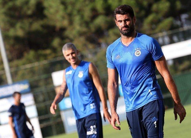 Fenerbahçe, Medipol Başakşehir maçı hazırlıklarına başladı