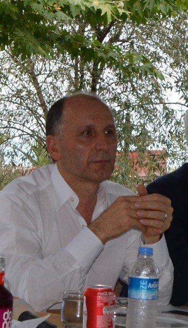 """Muharrem Usta: """"Trabzonspor'a katkı sağlamak için yolculuğa çıktık"""""""
