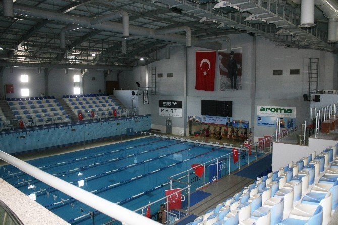 Olimpik havuza kaçak su soruşturması