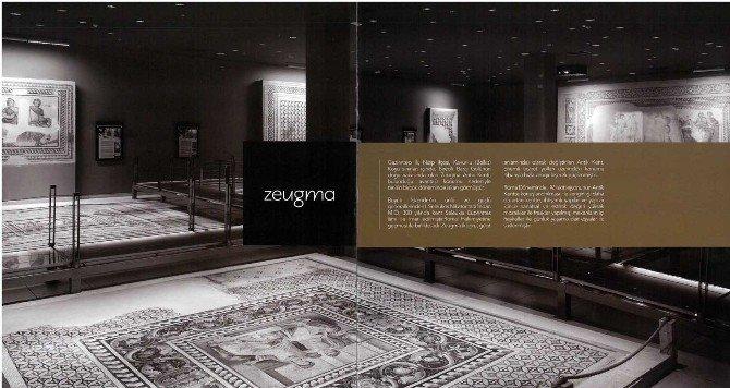 Sanko'dan Zeugma'nın tanıtımına destek