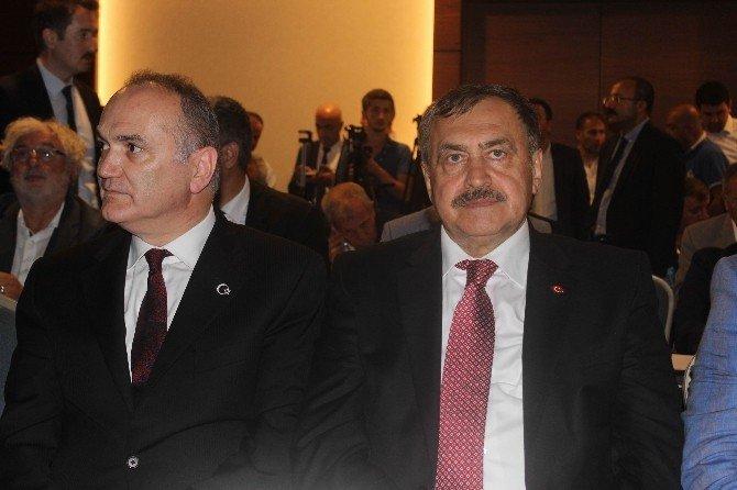 """Bakan Eroğlu: """"Ergene Havzası dünyaya örnek bir çalışma"""""""