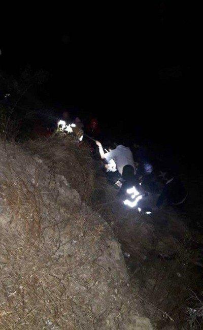 Bolu'da trafik kazası; 2 yaralı
