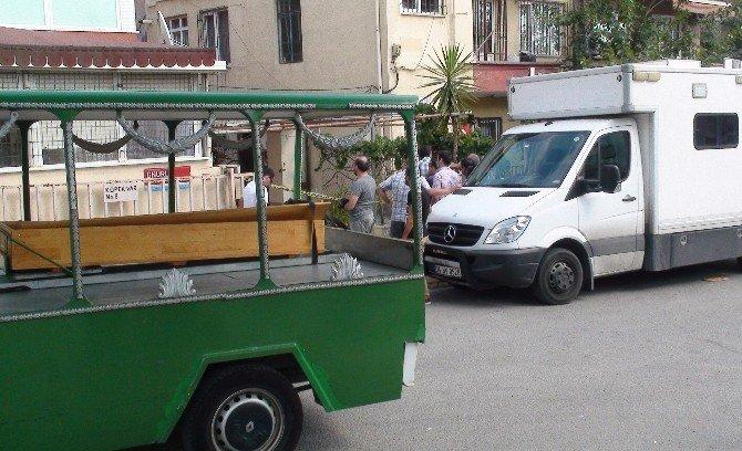 İstanbul'da üvey baba dehşeti