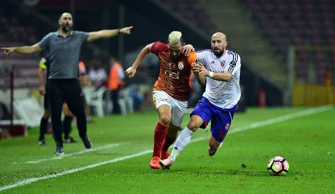 Galatasaray'dan son dakika galibiyeti