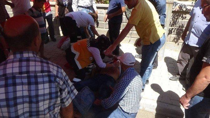 Karaman'da pazarcılar arasında silahlı kavga: 1 ölü, 1 yaralı