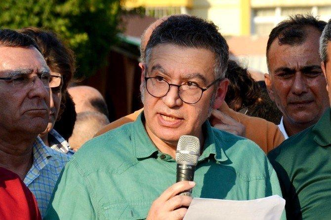 'Emek ve Demokrasi için Güç Birliği' eylemi