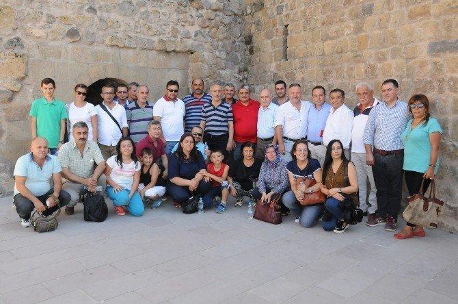 Mersin'de yaşayan Niğdeliler özlem giderdi