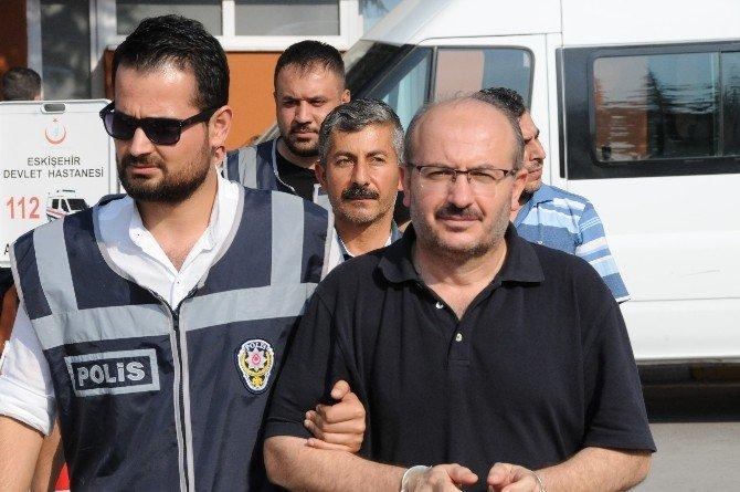 Eskişehir'de FETÖ soruşturmasında 3 tutuklama