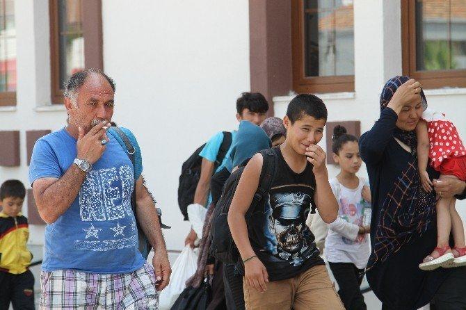 Fethiye'de kaçak operasyonu