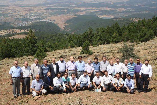 İlçe müftüler toplantısı Aladağ'da yapıldı