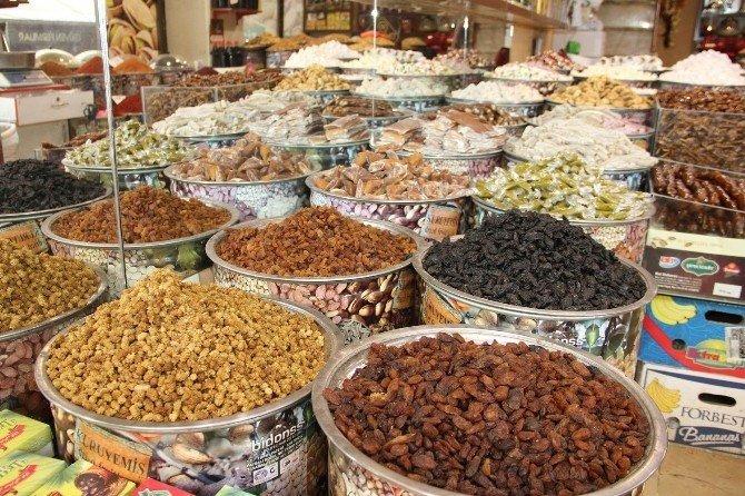75 ülkeye kuru meyve ihracatı 131 milyon dolar