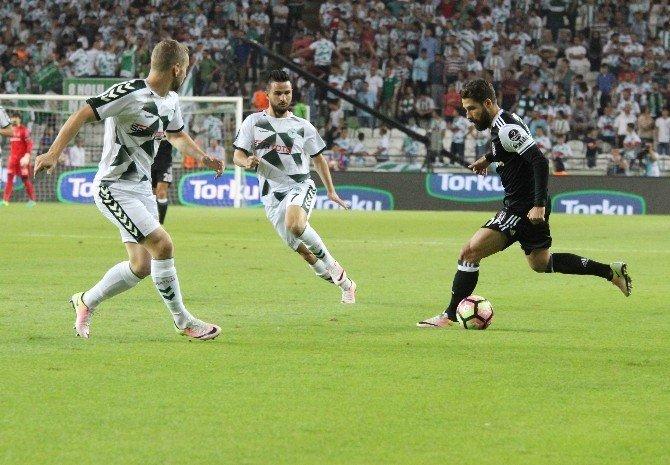Atiker Konyaspor-Beşiktaş maçından notlar