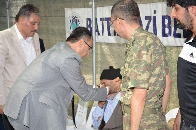Şehit Piyade Üsteğmen Ünsal için mevlit okutuldu