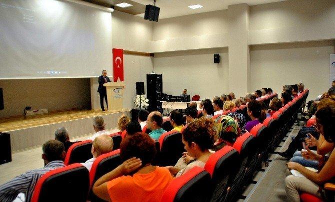 SGK'dan Aydın'da yeniden yapılandırma semineri