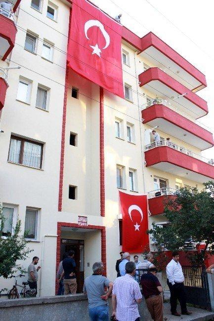 Şırnak'taki hain saldırının ateşi Yalova'ya düştü