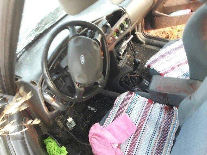 Sorgun'da trafik kazası: 9 yaralı