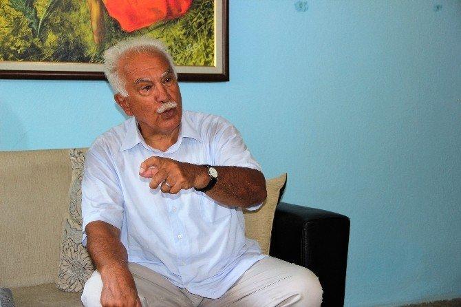 """Doğu Perinçek: """"Fethullah Gülen bir ceset"""""""