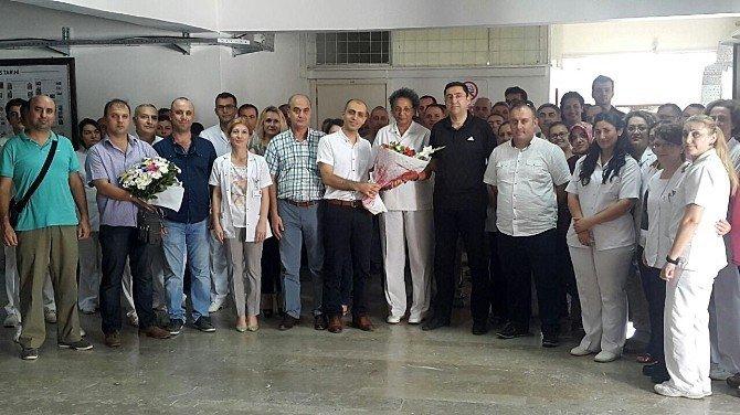 Edremit'te askeri hastane Sağlık Bakanlığına bağlandı