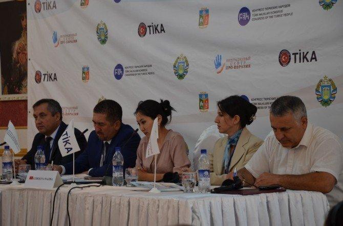 Türk Halkları Kongresi'nde, FETÖ uyarısı