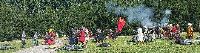 Mohaç Meydan Muharebesi'nin 490. yılı anıldı