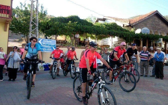 Muratpaşa Belediyesi İbradı'da kamp günleri düzenledi
