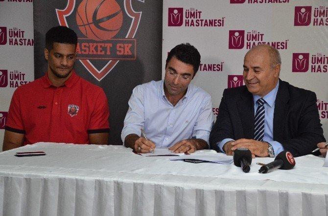 Özel Ümit Hastanesi Eskişehir Basket'e sponsor oldu