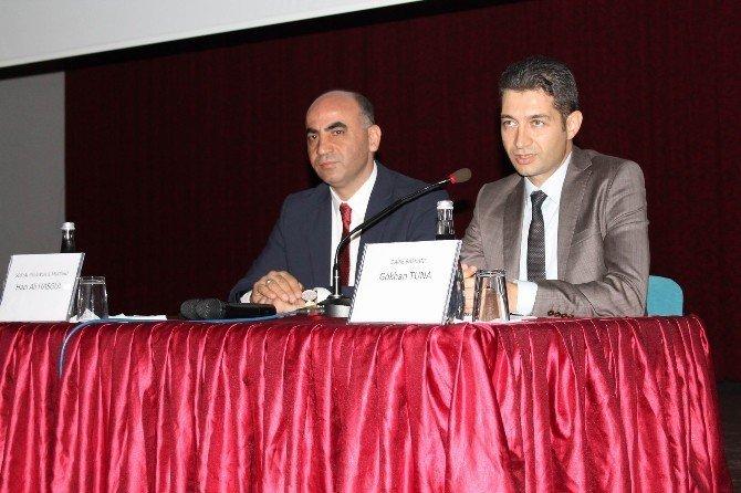 SGK borçlarının yapılandırılması ile bilgilendirme toplantısı düzenlendi