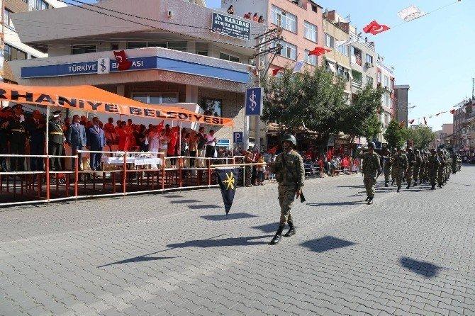 Burhaniye'de 30 Ağustos coşkusu