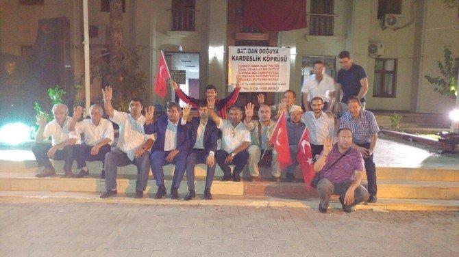 AK Ocaklar Siirt'te teröre karşı nöbet tuttu