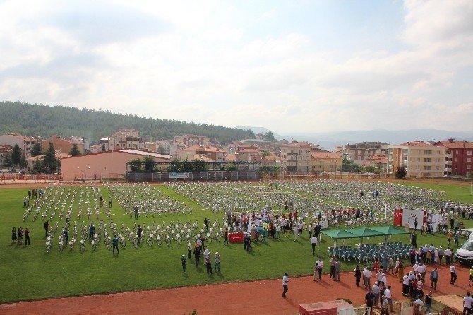 Bilecik'te bin 174 bisiklet dağıtıldı