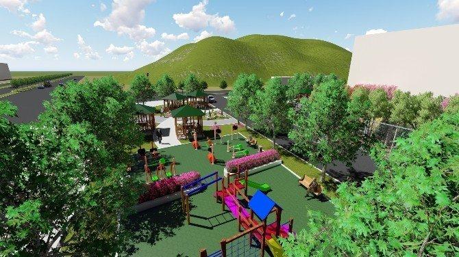 Büyükşehir Telsizler kavşağına park yapıyor