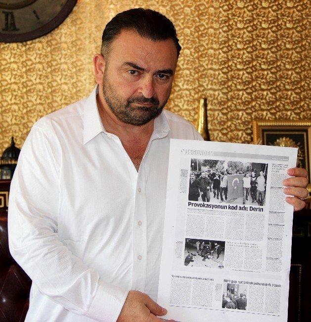 FETÖ'den polis memuruna derin kumpas iddiası