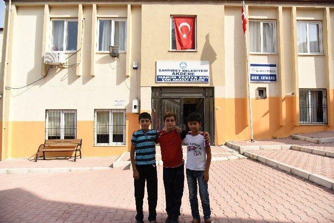 Şahinbey'in sosyal tesis yatırımları her geçen gün daha da artıyor