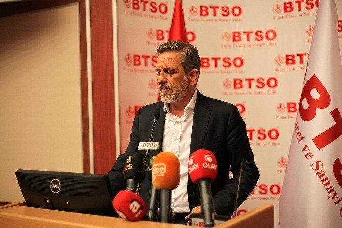 BTSO meclisi kahramanların yakınlarını ağırladı