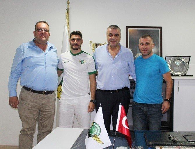 Özer Hurmacı Akhisar Belediyespor'da