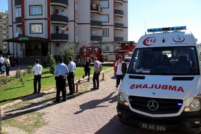 İntihara teşebbüs eden şahsı polis kurtardı