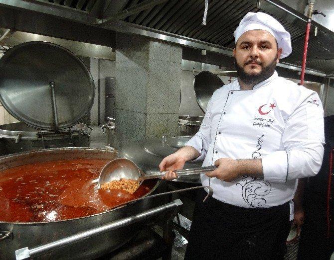 Hacılara salata ve cacık servisi yasaklandı