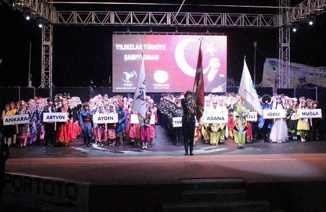 Türkiye Yıldızlar Şampiyonası başladı
