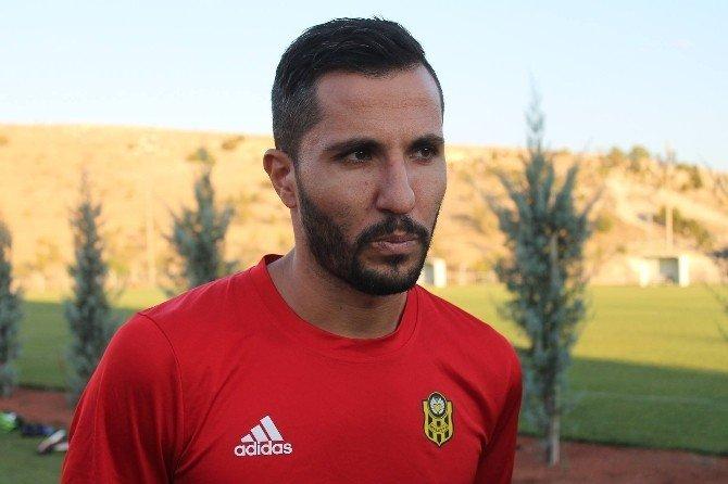 Yeni Malatyaspor'da futbolcular kendinden emin