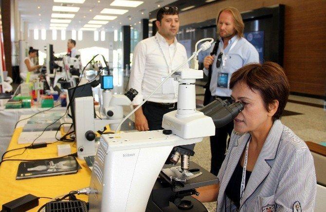 Bilim insanları teröre inat Gaziantep'te bir araya geldi