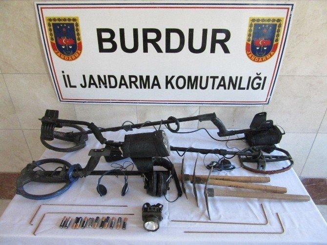 Burdur'da 297 olayda, 300 kişi yakalandı