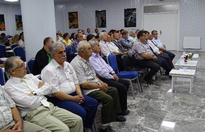 Eskişehir SGK'dan esnafı bilgilendirme semineri