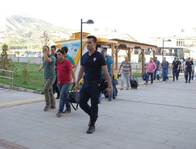 FETÖ/PDY soruşturması kapsamında 204 kişi tutuklandı!