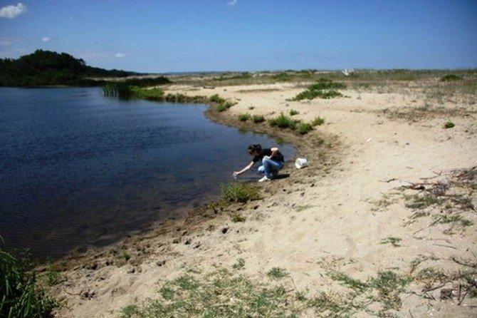 Göletlerde su kalitesi ölçümü