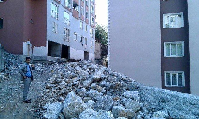 Kozlu'da her mahallede çalışma yapılıyor
