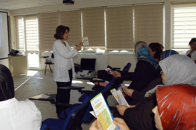 Kanser seminerleri Ekim ayında başlıyor